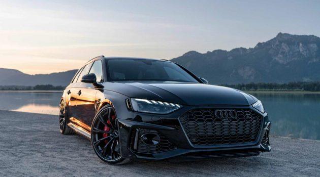 2020 Audi RS4 Avant By ABT,性能向超跑看齐的 Wagon
