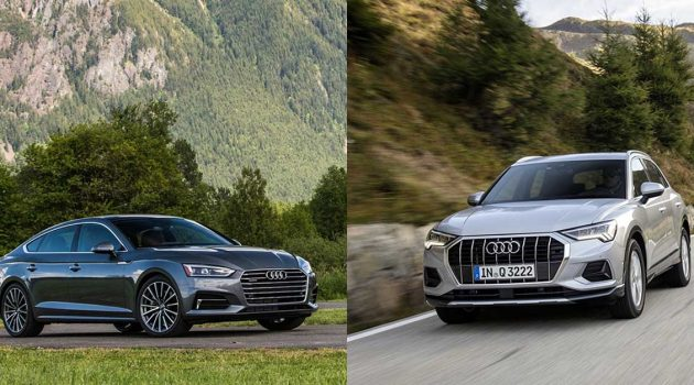 Euromobil 6月优惠,购买Audi A5 Sportback 以及 Q3 将享有0%利息优惠!