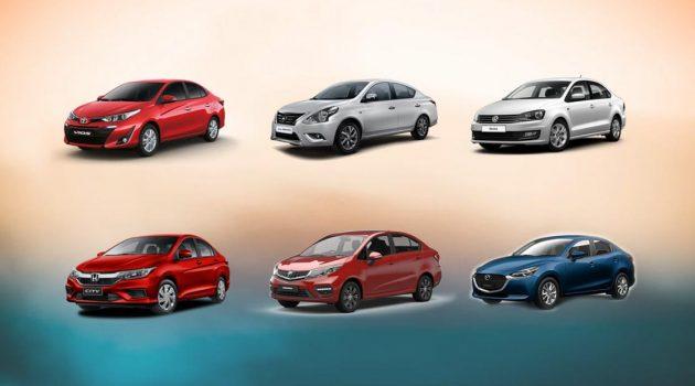 B-Segment Sedan 马力比一比,我国市场哪一款 B-Segment 马力最大?