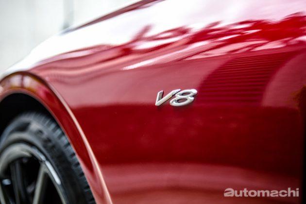Bentley Continental GT V8 登陆我国,RM 795,000 起跳!