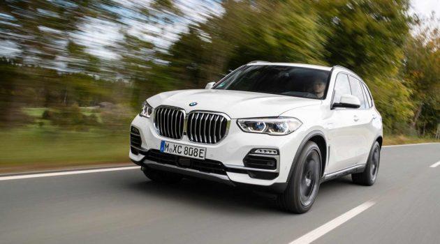 2021 BMW X5 xDrive45e PHEV 登陆我国市场,售价 RM 440,745