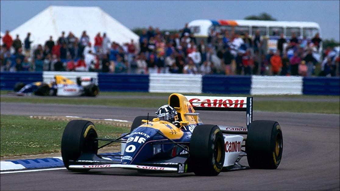 你知道 CVT 曾是 F1 赛车的变速箱吗?