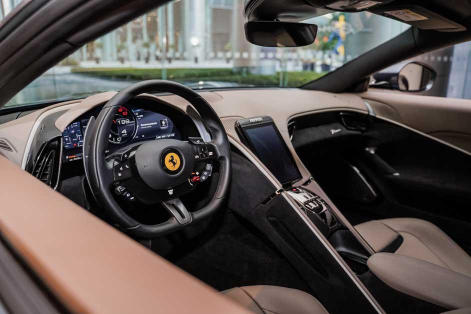 Ferrari Roma 正式登陆我国市场,售价 RM968,000