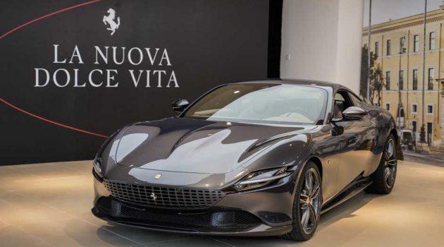 Ferrari Roma 正式登陆我国市场,售价 RM 968,000