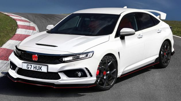 Honda Civic Type R 大改款回归日本制造,操控更强!