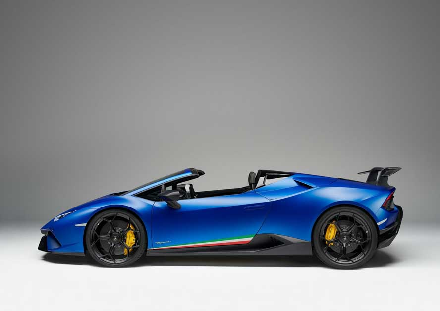 史上最短命的 Lamborghini?Huracan Performante Spyder 刚提车就被撞毁