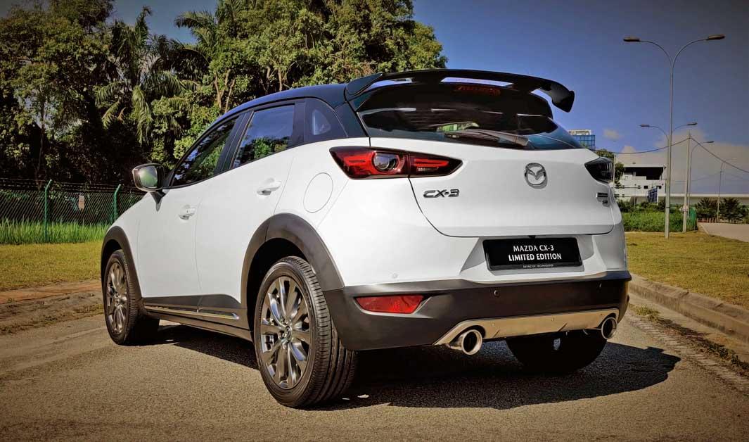 Mazda CX-3 Limited Edition 正式登场,售价 RM141,329