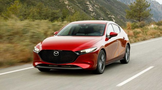Mazda 3 2.5 Turbo 要来了?预告泄露将在7月8日登场!