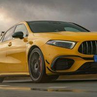 Mercedes-AMG A45 S 正式登陆我国,售价RM 459,888