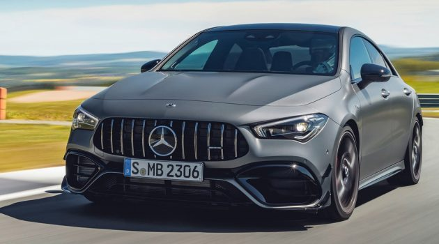 Mercedes-AMG CLA 45 S 正式登场,售价RM 448,888