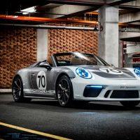 Porsche 911 Speedster 登陆我国市场,售价270万!