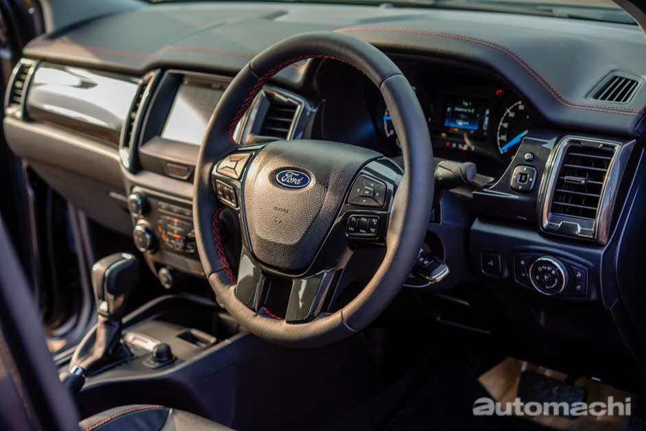 Ford Ranger FX4 正式发布,售价 RM126,888