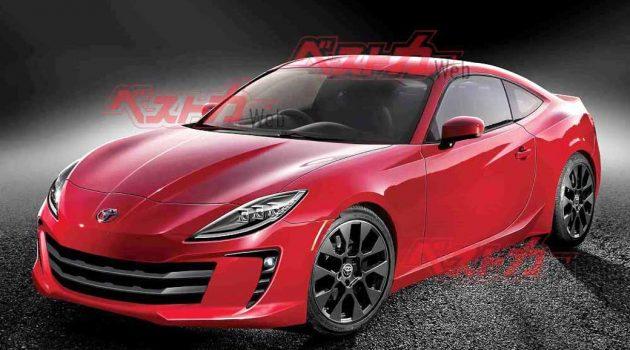 2021 Toyota GR86 引擎与配备确定,最快将在今年10月亮相