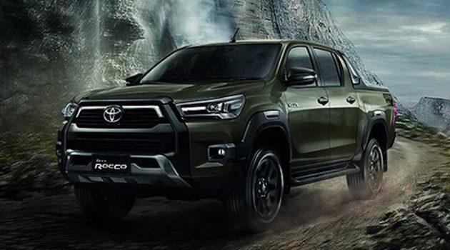 Toyota Hilux 成为2019年大马最畅销皮卡