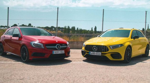 Mercedes-AMG A45 VS AMG A45 S,新旧两代的5大差异