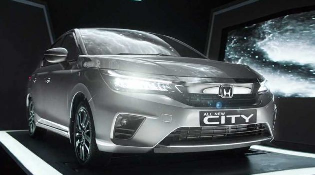 2020 Honda City 将在下个月登陆印度市场,配备丰富,备有语音控制系统!