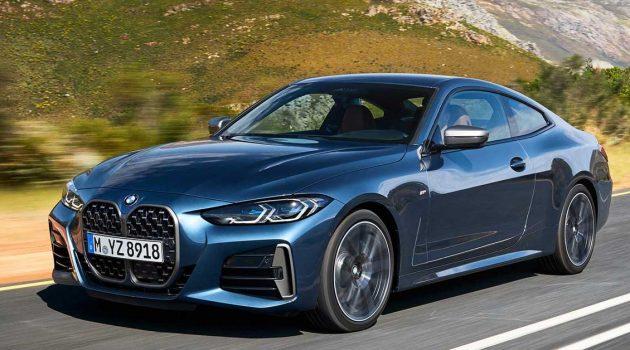 2021 BMW 4 Series 正式发布,搭配48V 混动系统,马力直逼382Hp!
