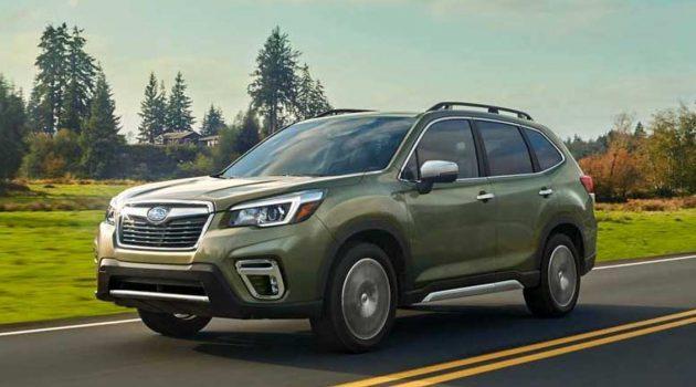 Subaru Forester,一辆全方位的 C-Segment SUV!