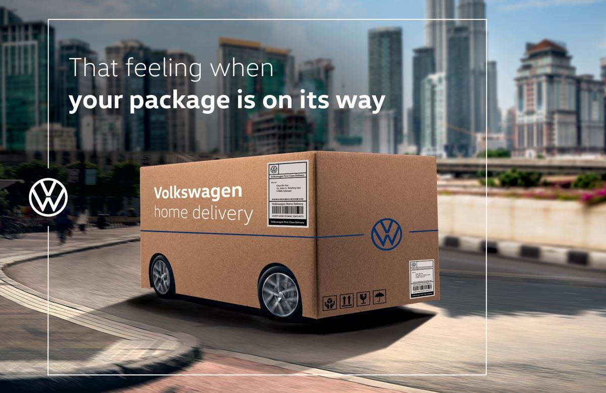 Volkswagen Malaysia 推出送车上门服务