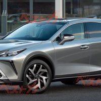 Lexus NX 大改款预约登场,或搭全新2.4涡轮引擎