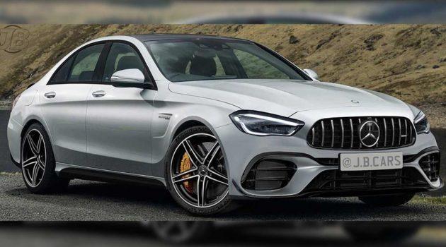 2021 Mercedes-AMG C63 或将搭载 A45 S 涡轮引擎,马力达到500Hp