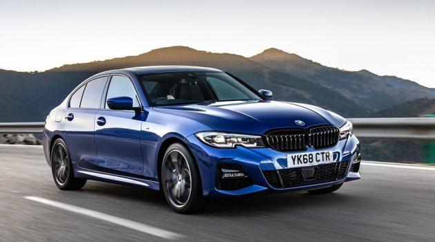 BMW G20 318i 将登场,售价最便宜的 3 Series ?