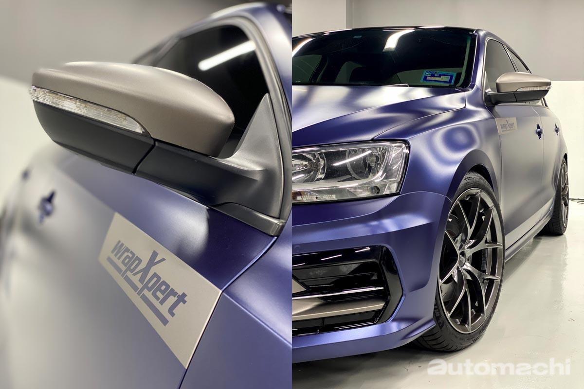 Car Body Wrap 汽车改色膜知多少?