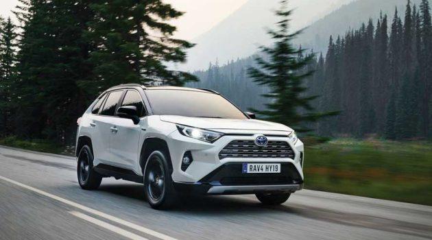 Focus2Move 2020第一季全球最畅销车款榜单出炉,RAV4 依旧是最畅销 SUV
