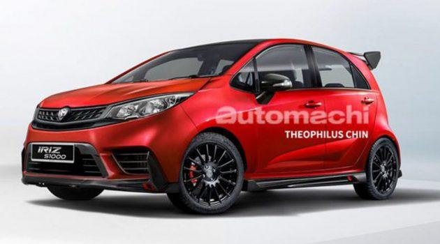 Proton Iriz 或再推小改款车型,运动版将来临?