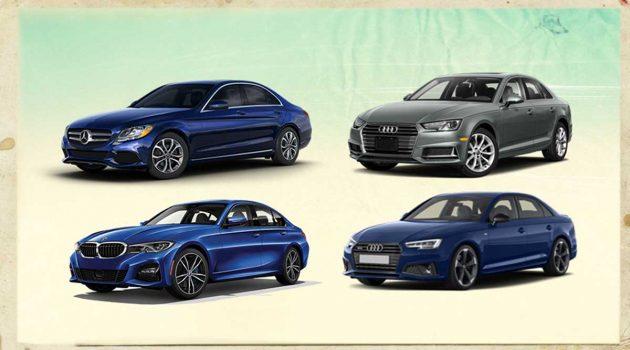 Compact Executive Car 对比,你喜欢哪一款?