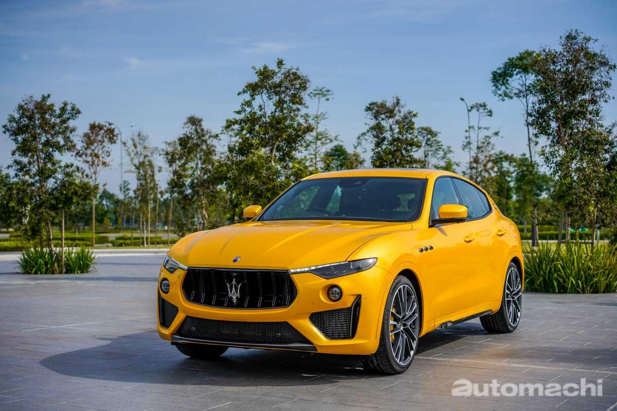 Maserati Levante Trofeo Launch Edition 限量登场,售价 RM 838,000