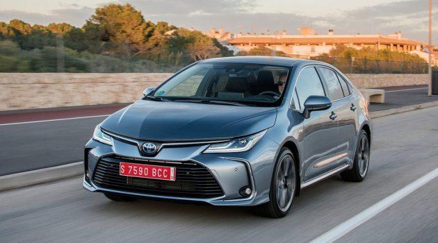 UMW Toyota 宣布会针对旗下车款进行价格调整