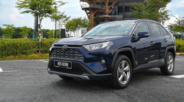 Toyota Rav4 西马和 Langkawi 价格大比拼(附同级对手价格)