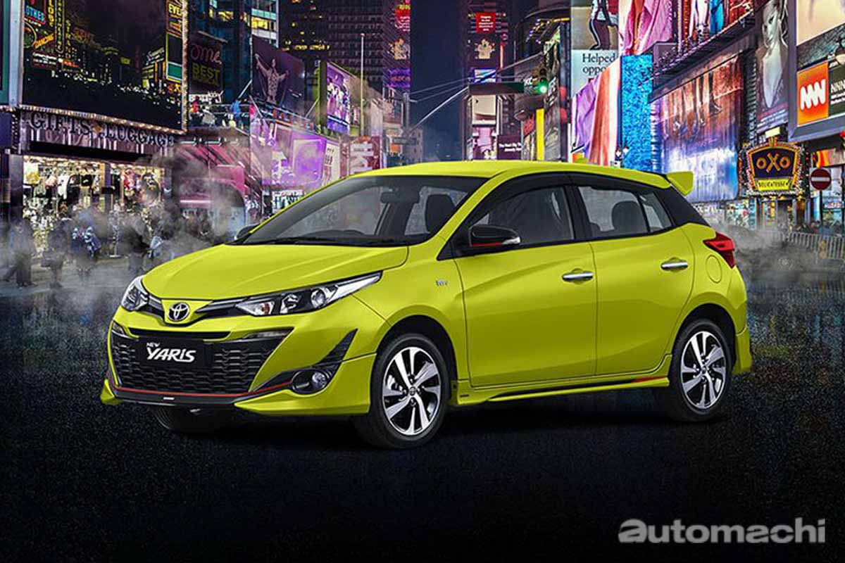 Toyota Malaysia 大学毕业生配套,可全贷购买 Vios / Yaris !