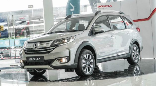 2020 Honda BR-V 大受欢迎,单月接获超过1,400 张订单!