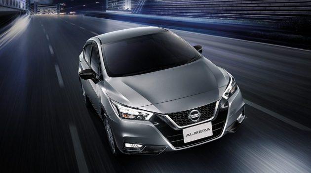2020 Nissan Almera 本地版将有1.0L涡轮引擎?