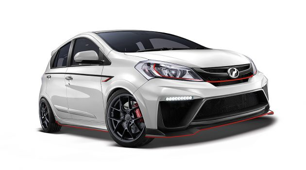 2020 Perodua Myvi 规格曝光,1.3L版本或有ASA 2.0