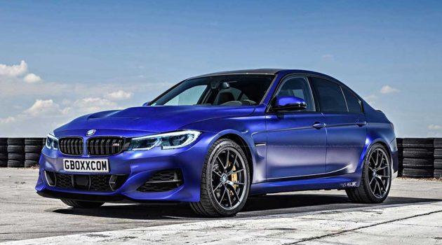 2021 BMW M3 以及 M4 确定将在9月发布,6速手排变速箱一同登场!