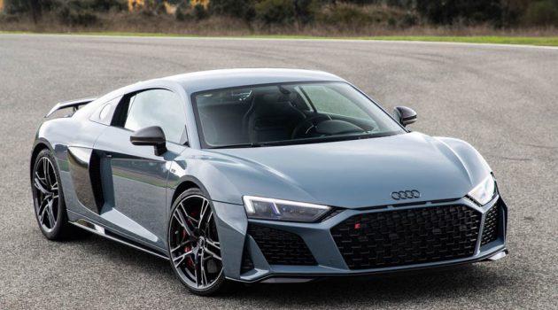 最终版 Audi R8 V10 发布,确定2021年停产,只保留高性能车型