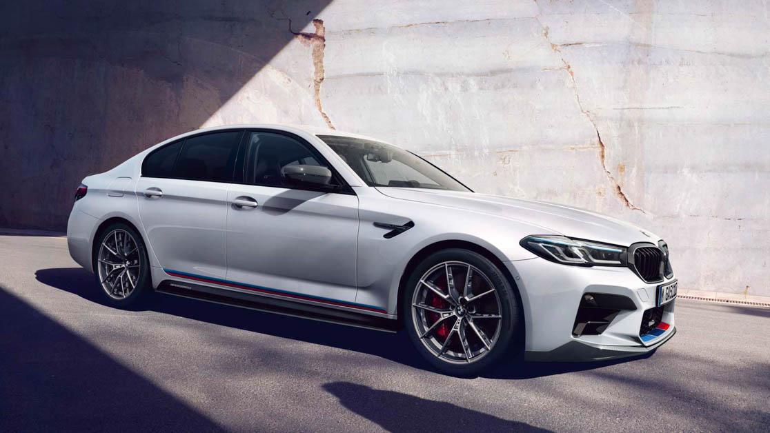 BMW 5 Series M Performance Parts