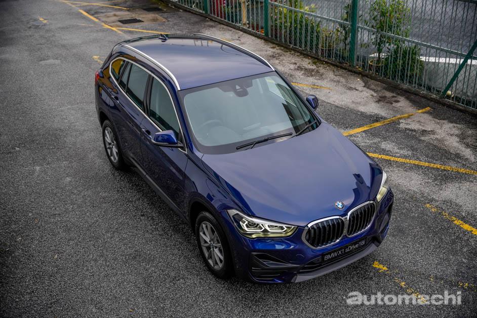 BMW X1 sDrive18i 正式发布,售价 RM208,368!