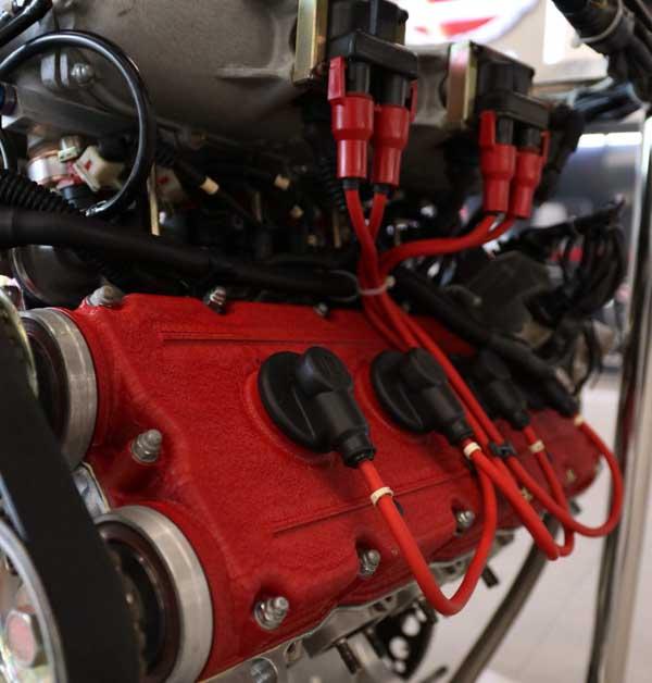 Ferrari F40 引擎拍卖出售,状态近乎全新,以 RM414,589 售出