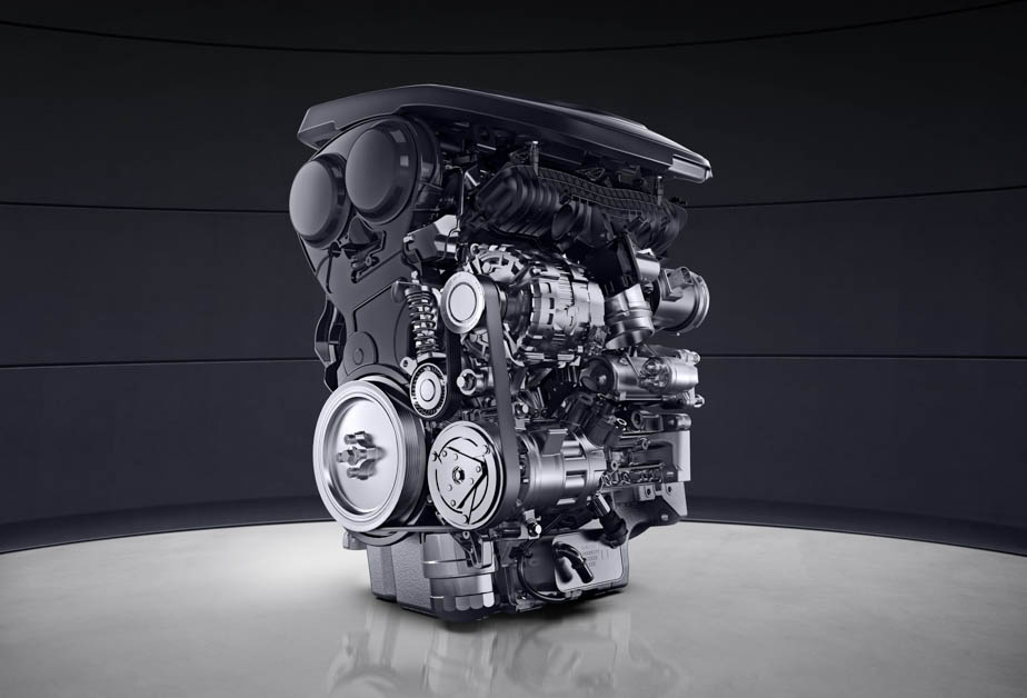 Geely Preface Engine