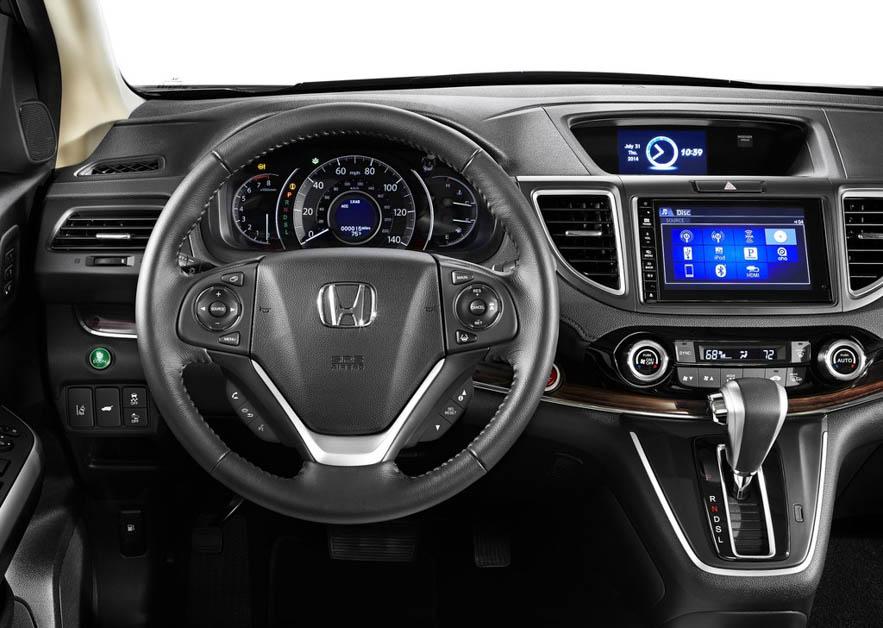 Honda CR-V-Interior