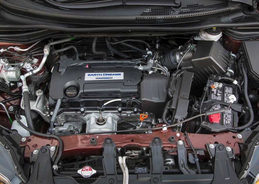 Honda CR-V-engine