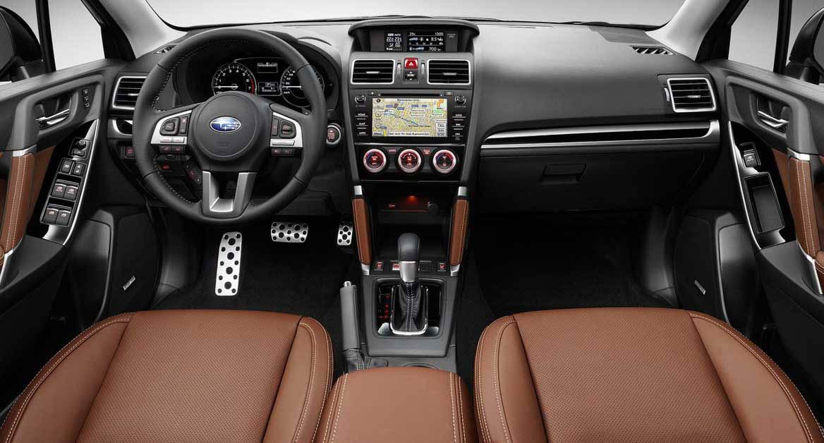 Subaru Forester Exterior
