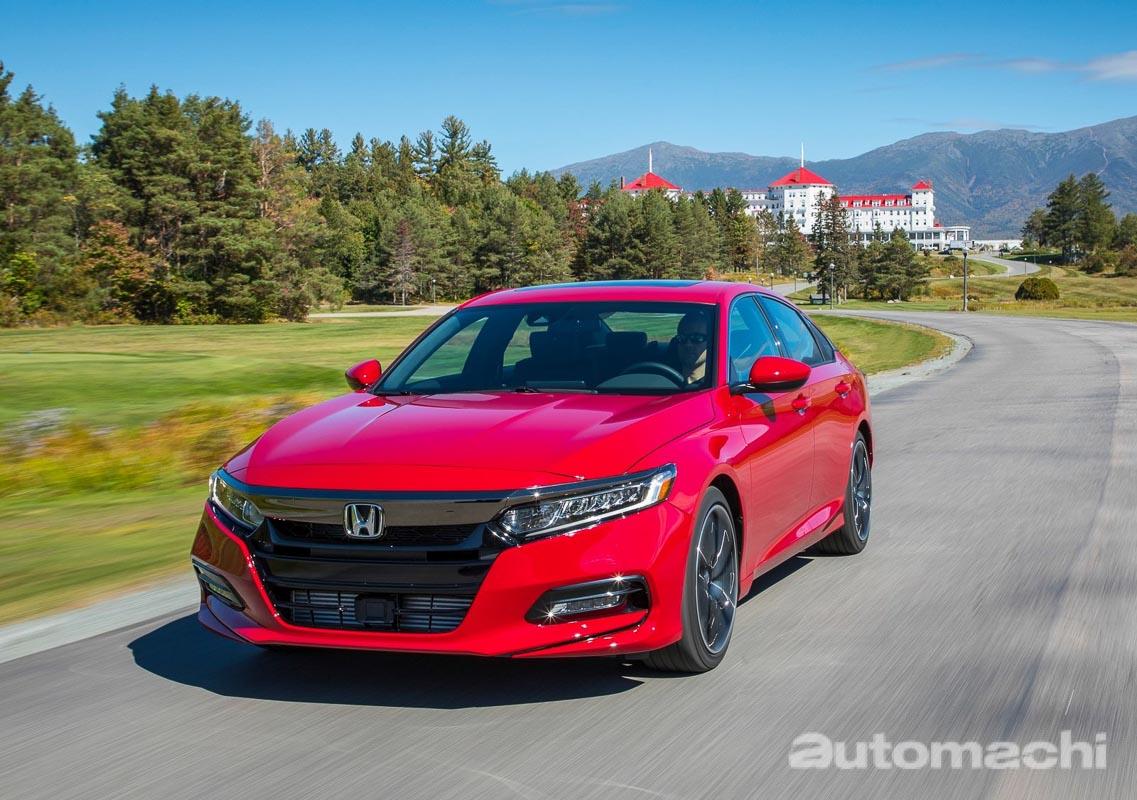 Honda Accord VS Hyundai Sonata ,2.0L涡轮D-Segment对比