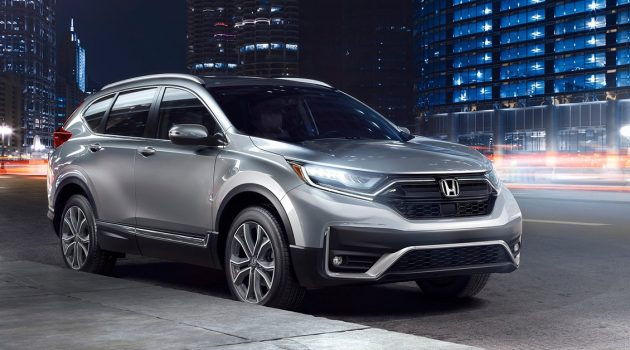 Honda CR-V 的1.5 VTEC Turbo 引擎有多强?