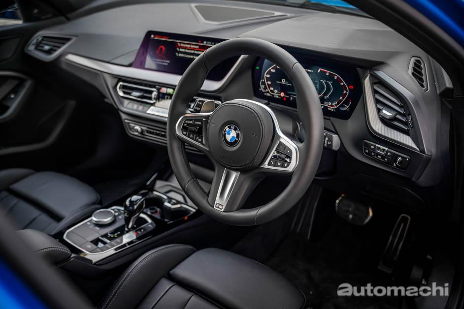 BMW M135i xDrive 登陆我国市场,售价 RM355,646!