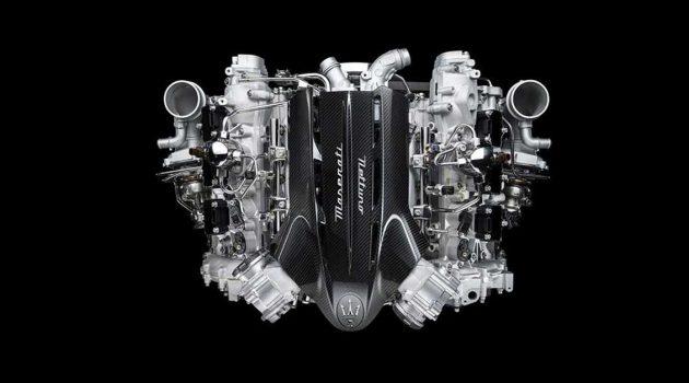 Maserati Nettuno 引擎正式发表,未来不再采用 Ferrari 引擎